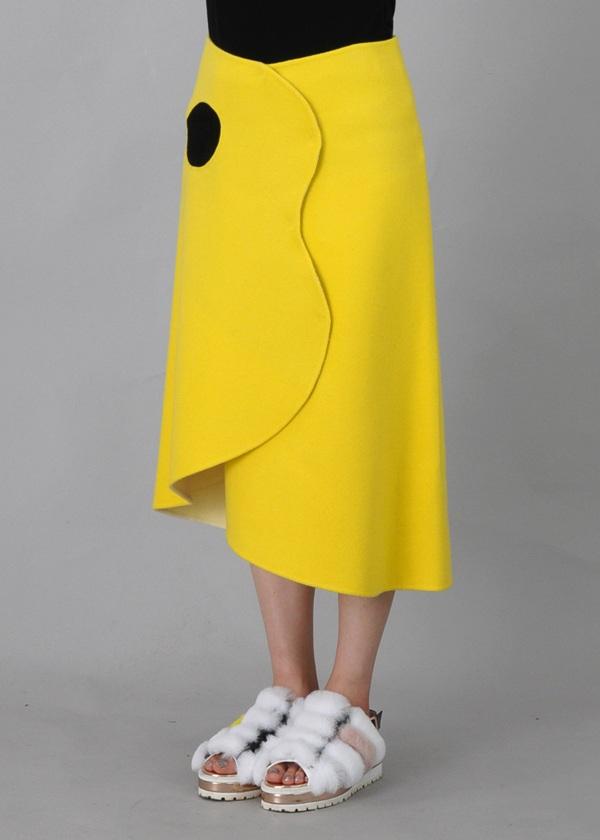 TSUMORI CHISATO / リバーボーダー / スカート