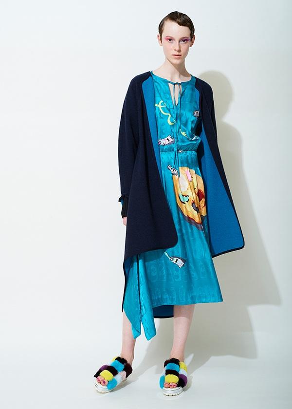 TSUMORI CHISATO / セッケツ / 羽織り