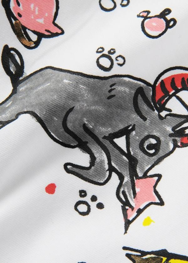 TSUMORI CHISATO / ホロスコーププリントT / Tシャツ