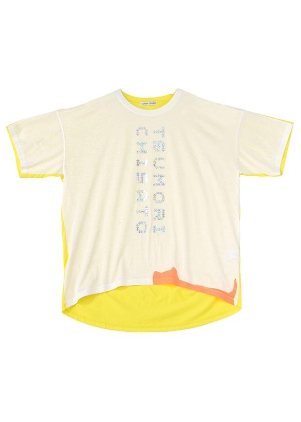 TSUMORI CHISATO Anniversary / BOOK LOGO T / Tシャツ