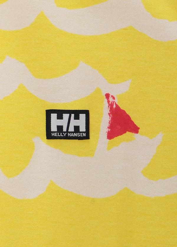 TSUMORI CHISATO × HELLY HANSEN / ナミナミボーダー / カットソー