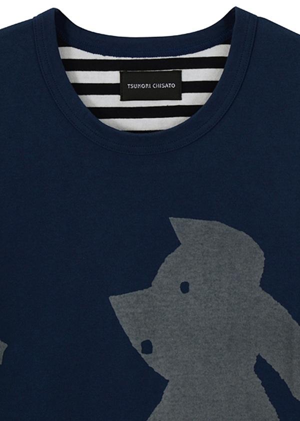 TSUMORI CHISATO / メンズ キラネコT / Tシャツ