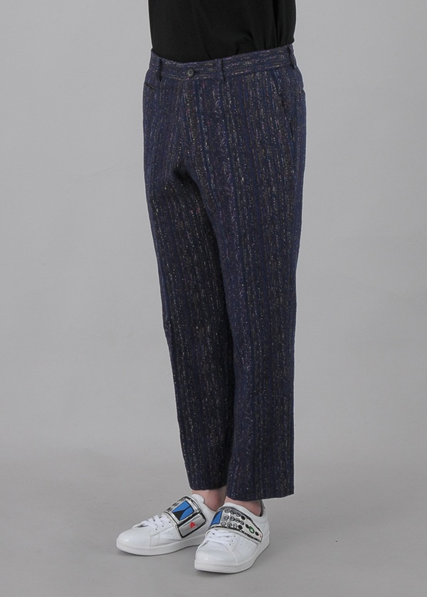 TSUMORI CHISATO / S メンズ カラフルストライプジャガード / パンツ