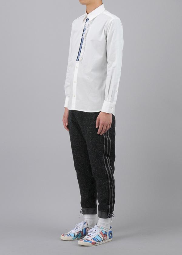 TSUMORI CHISATO / メンズ フリンジタイシャツ / シャツ