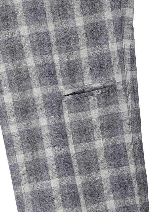 TSUMORI CHISATO / メンズ ウォームチェック / パンツ