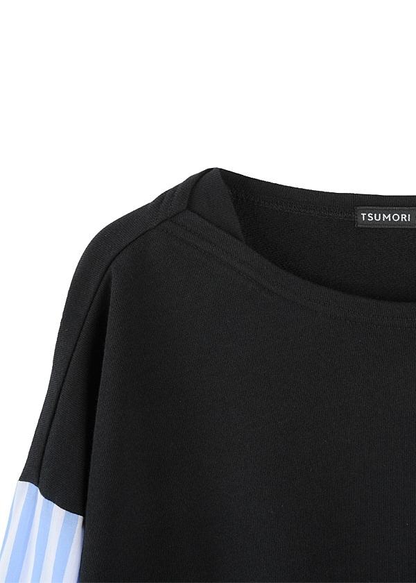 TSUMORI CHISATO / メンズ スウィッチング裏毛 / プルオーバー