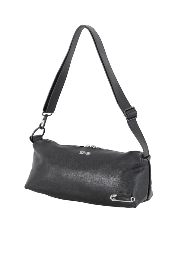 ZUCCa / S JHM LEATHER BAG / �V�����_�[�o�b�O