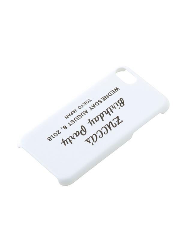 ZUCCa / S INVITATION iPhoneケース / iPhoneケース