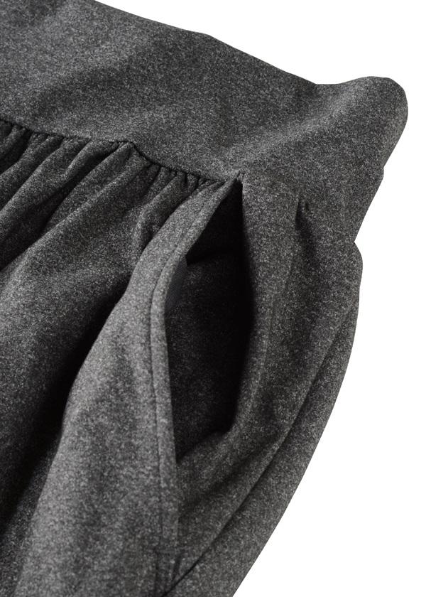 ZUCCa / ハイストレッチジャージィー / スカート