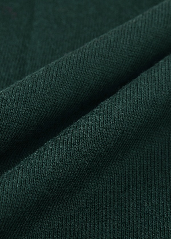 ZUCCa / S ウールリブセーター / ロングカーディガン