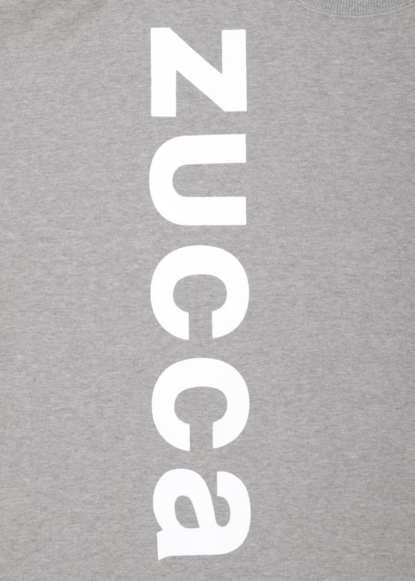 ZUCCa / (S)LOGO裏毛 / カットソー