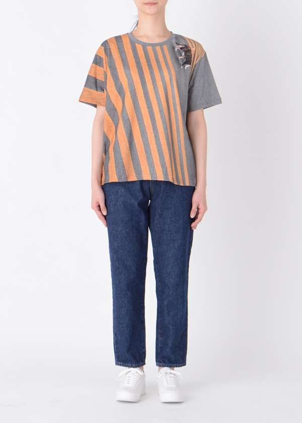 ZUCCa / (S)#ZUCCATS アシメT / Tシャツ