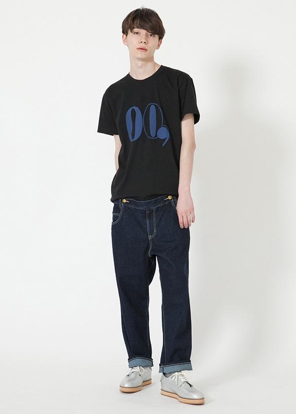 メルシーボークー、 / メンズ 10th ダブルウエストデニム / パンツ