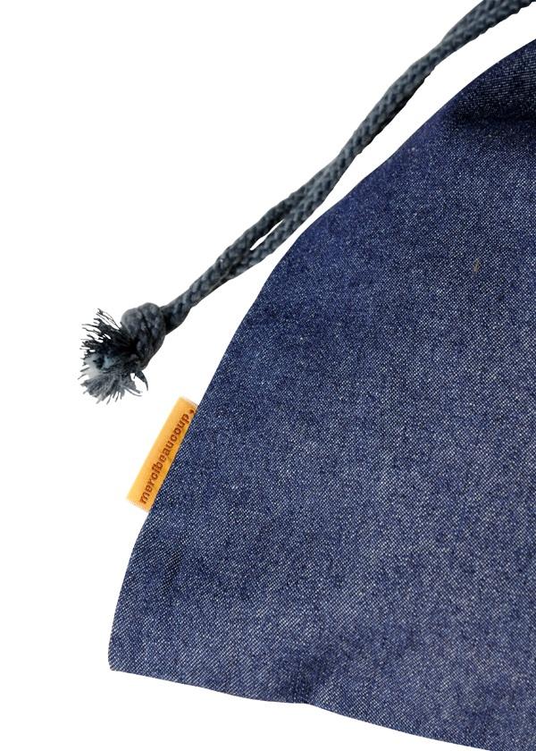 メルシーボークー、 / GF 小巾着デニム / バッグ