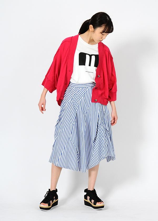 メルシーボークー、 / B:シャツふわスカ / スカート