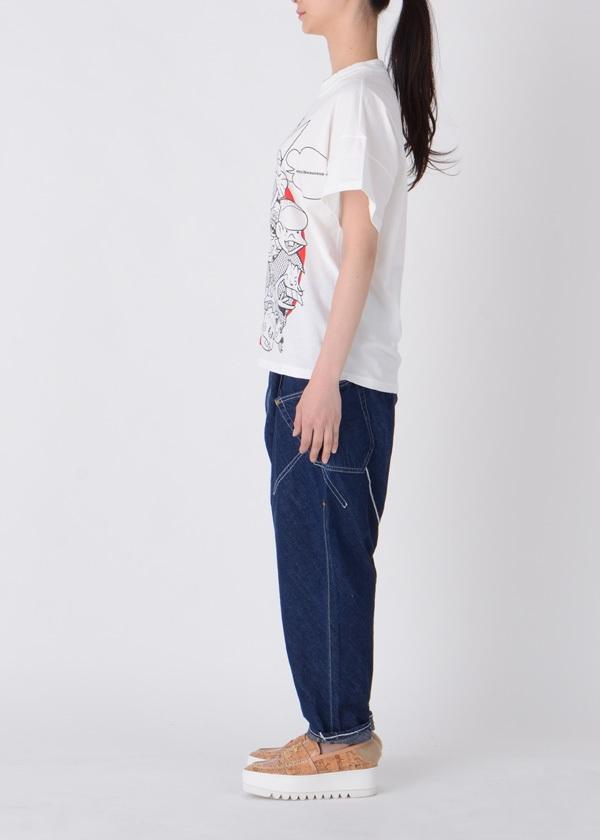 メルシーボークー、 / GF キッズ S:全員集合ティー / Tシャツ