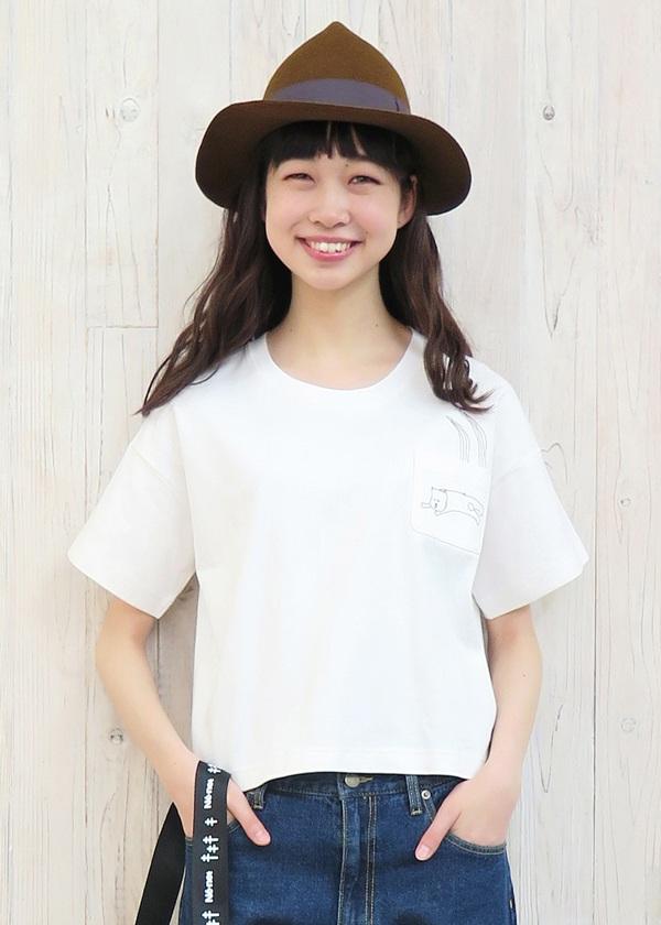 ネ・ネット / いぬねことり T / Tシャツ