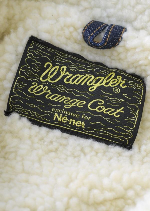 ネ・ネット / メンズ Wrangler SHORT BOA JACKET / ジャケット