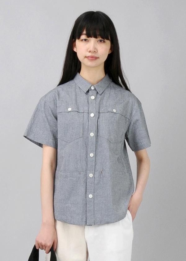 ネ・ネット / ポケットオックス / シャツ