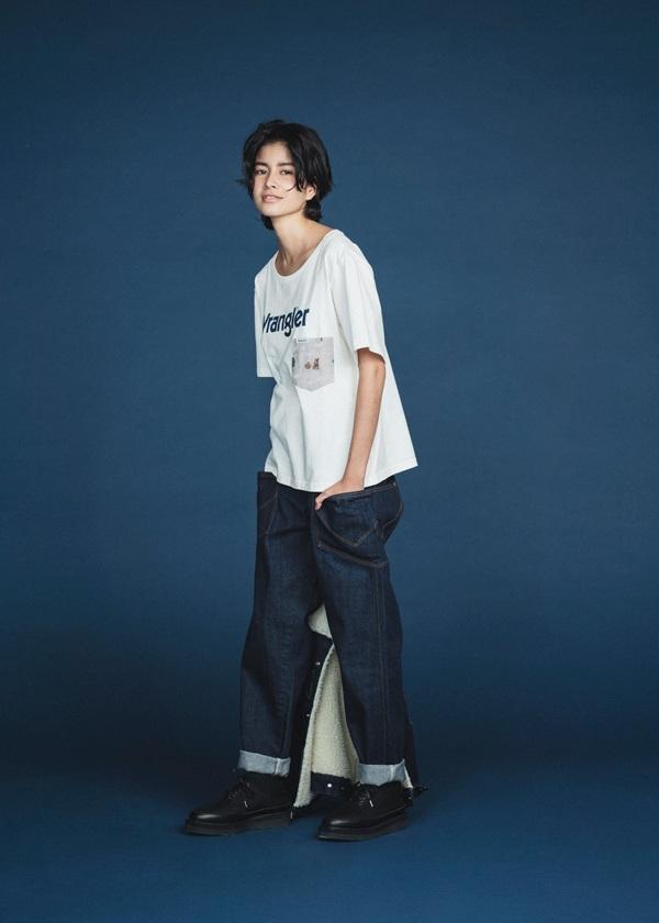ネ・ネット / Wrangler TSHIRTS / Tシャツ