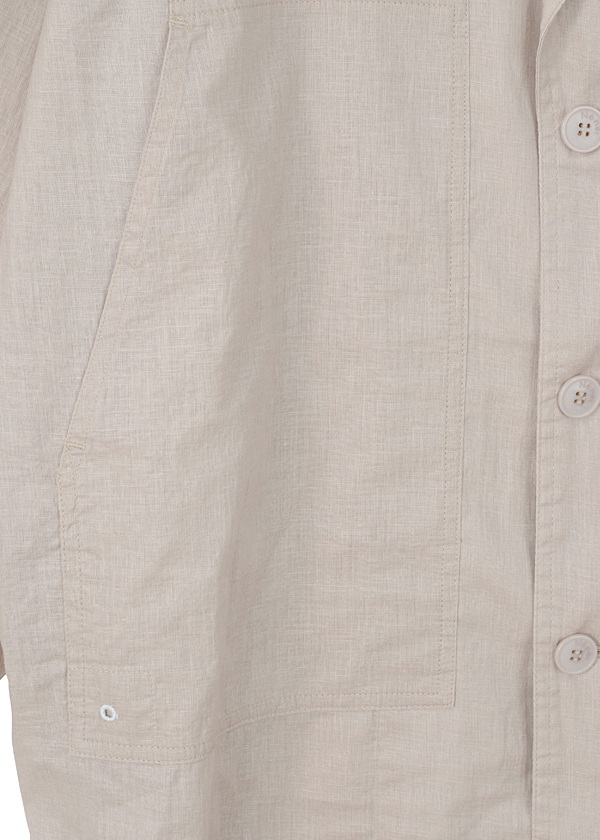 ネ・ネット / S リネンパラフィン / 羽織り