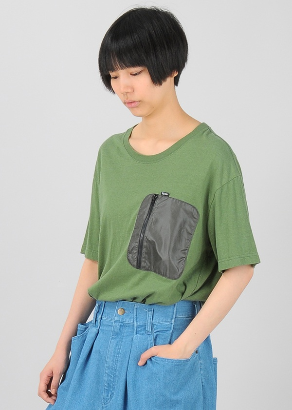 ネ・ネット / ポケッタブルT / Tシャツ