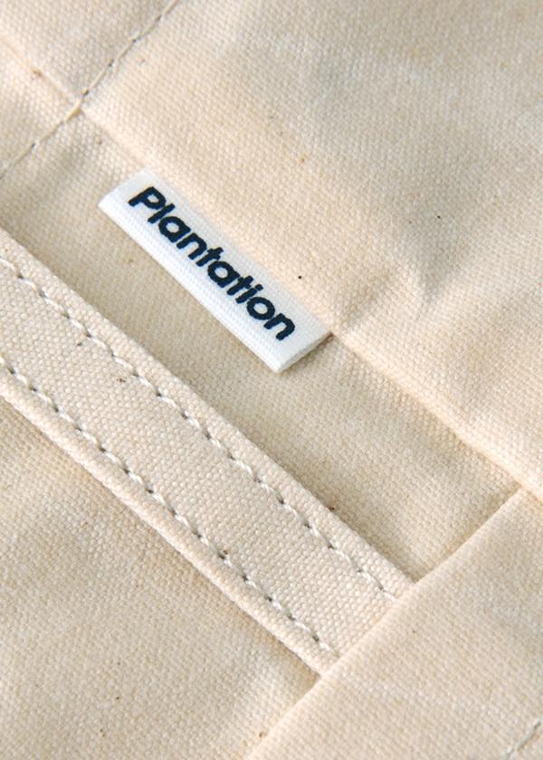 Plantation / パラフィンミニトート / トートバッグ