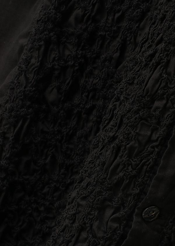 Plantation L-line / フラワーステッチ / ブラウス