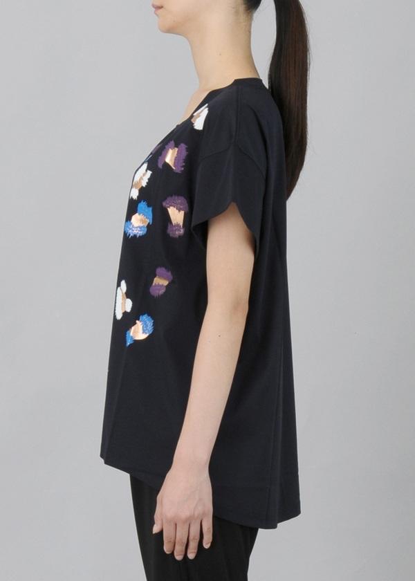 TSUMORI CHISATO / S ドレープスムース / Tシャツ