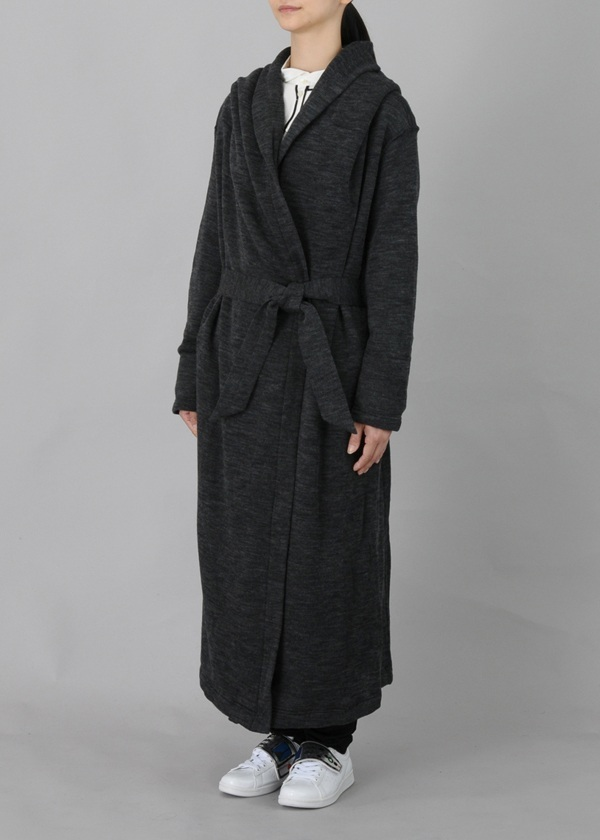 TSUMORI CHISATO / S ウールナイロン裏毛 / 羽織り