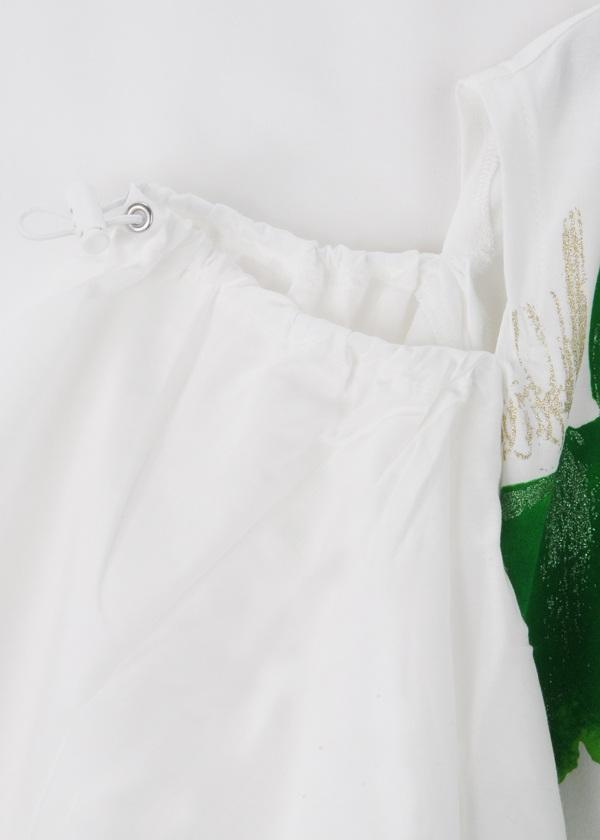 TSUMORI CHISATO / S ビッグブロックチェックT / Tシャツ