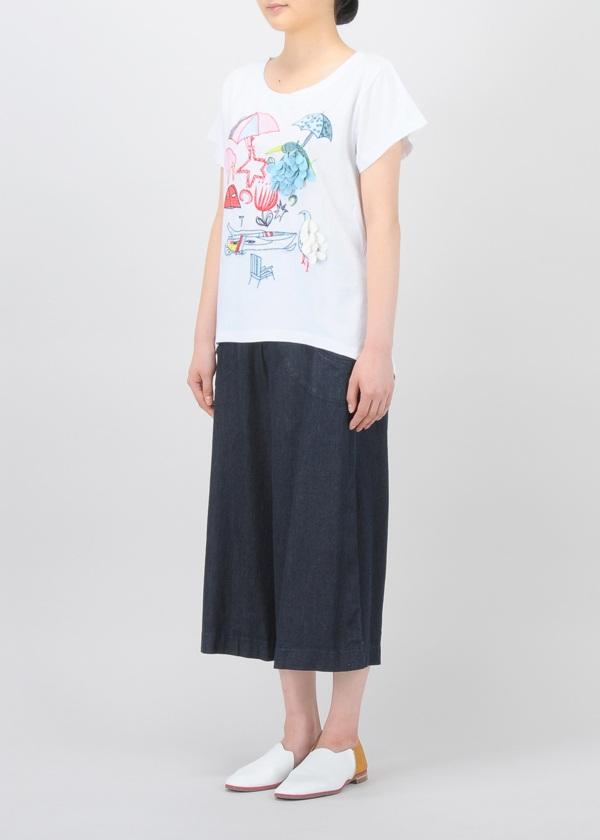 TSUMORI CHISATO / S ニュージーエンブロT / Tシャツ