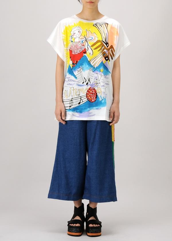 TSUMORI CHISATO / S オーラガールT / Tシャツ