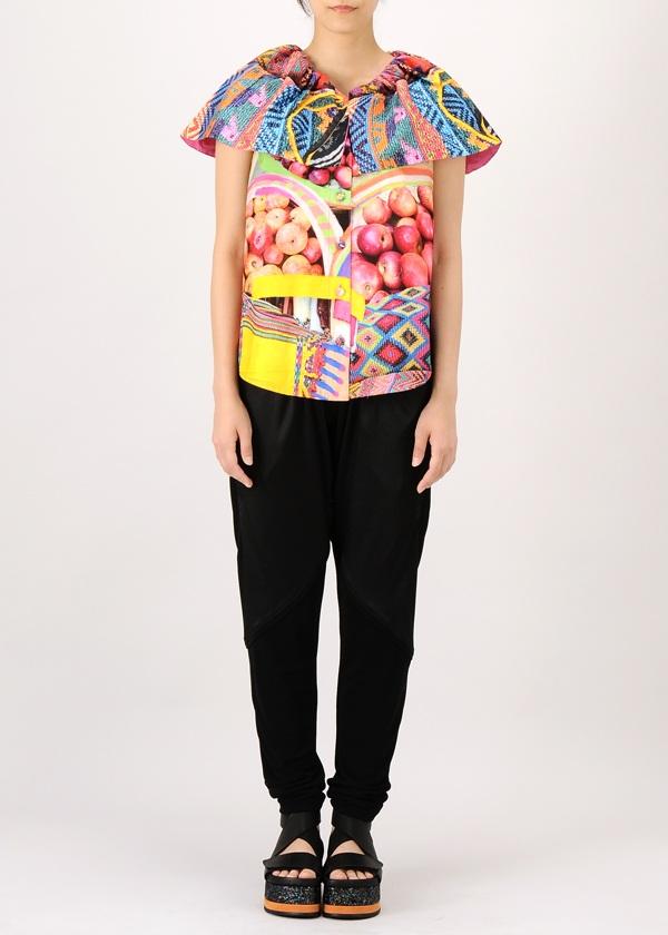 TSUMORI CHISATO / グアテマラマーケット / Tシャツ