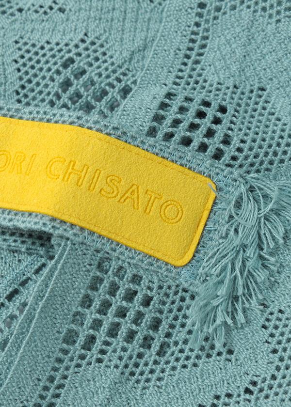 TSUMORI CHISATO / O&Oレースバッグ / バッグ