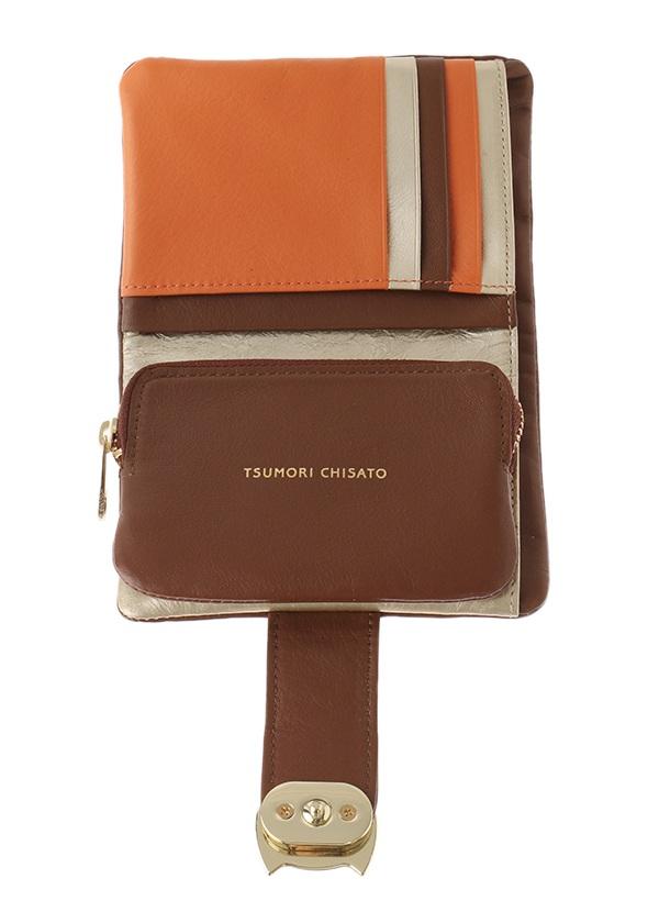 TSUMORI CHISATO / ネコプレートパース / 財布