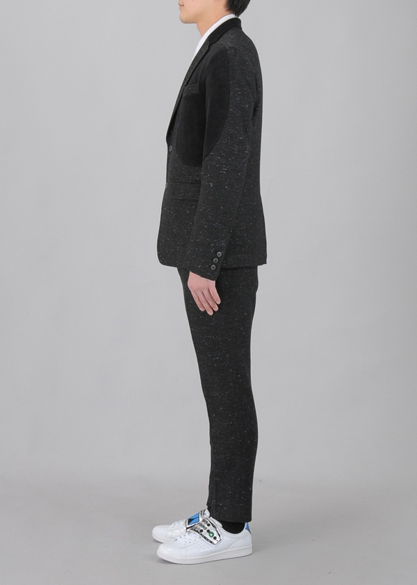 TSUMORI CHISATO / メンズ カラーネップウール / ジャケット
