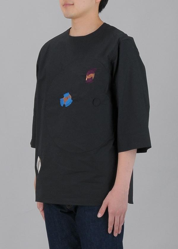 TSUMORI CHISATO / S メンズ パレットパッチシャツ / シャツ