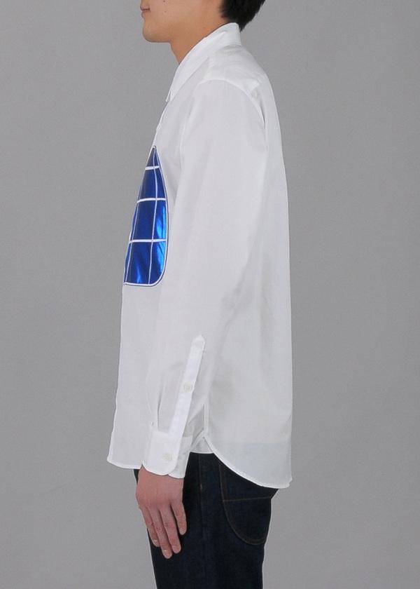 TSUMORI CHISATO / メンズ ビルバオパッチシャツ / シャツ