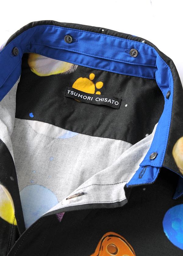 TSUMORI CHISATO / S メンズ TCユニバースシャツ / シャツ