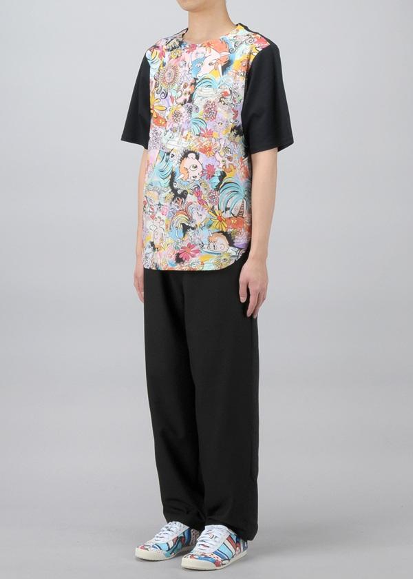 TSUMORI CHISATO / S メンズ トロピカルユニコT / Tシャツ