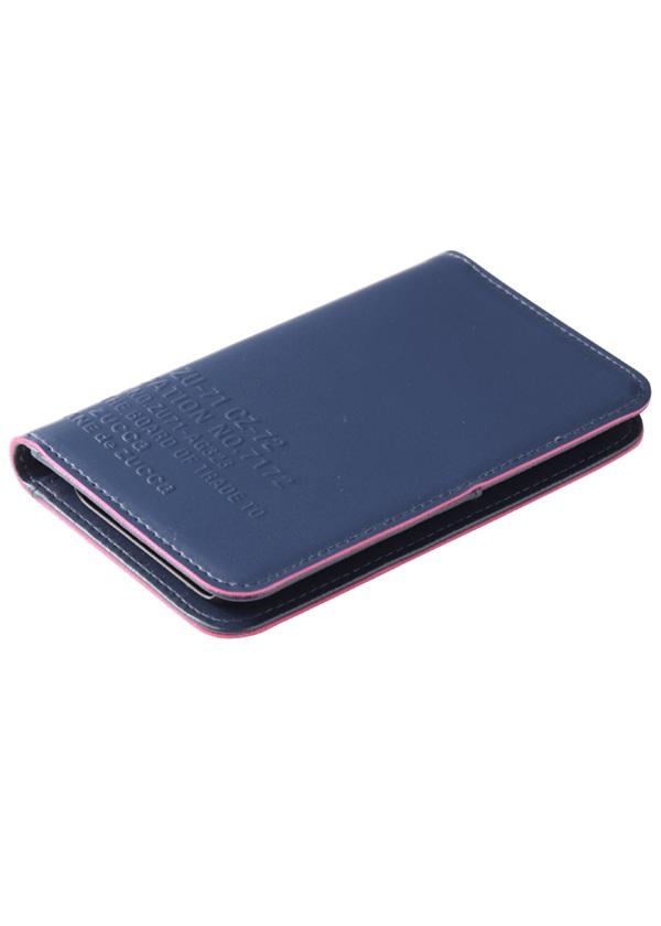 ZUCCa / S エンボスロゴiphoneケース / iPhoneケース