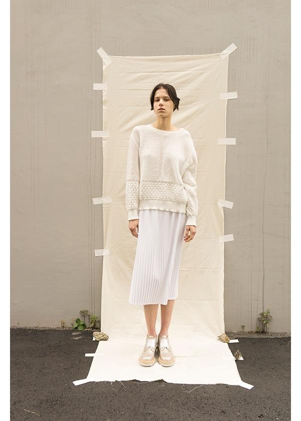 <先行予約> ZUCCa / PEスムース / スカート