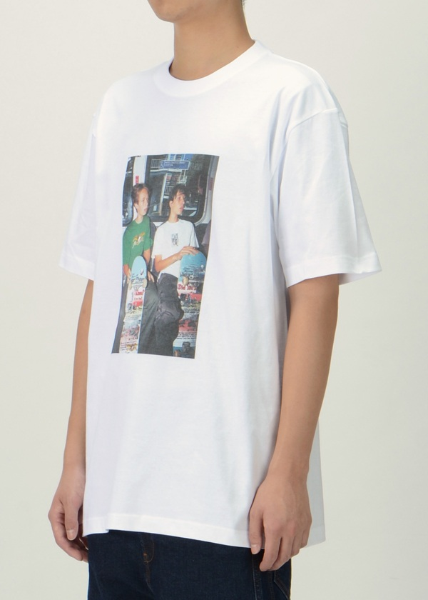 ZUCCa / S PHOTO Tシャツ / Tシャツ