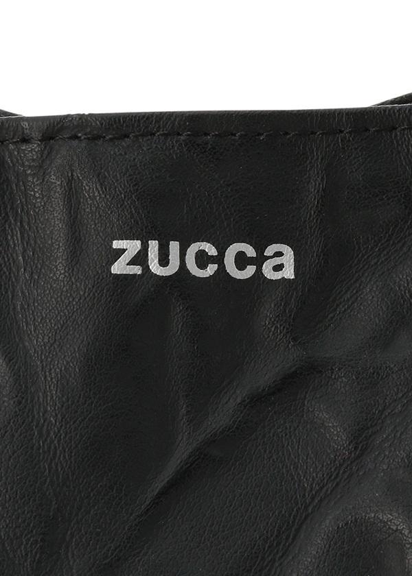 ZUCCa / エンボスバッグ / バッグ