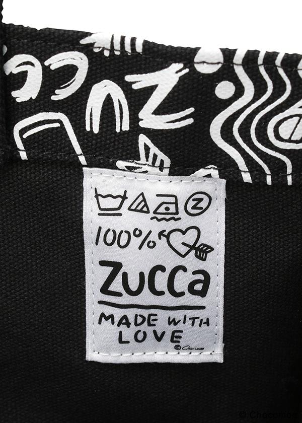 <先行予約> ZUCCa / (S)Chocomoo×ZUCCa ACC トートBAG / バッグ