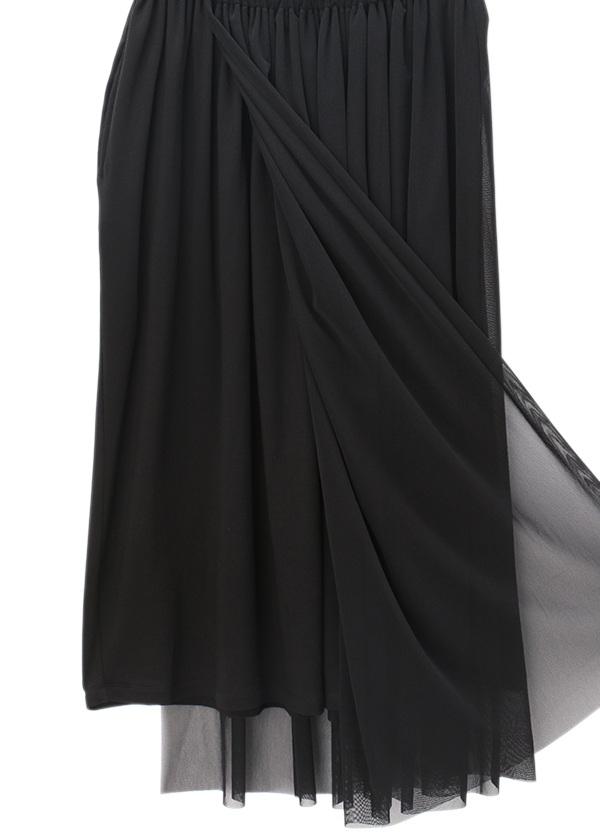 ZUCCa / チュールドッキングスカート / スカート