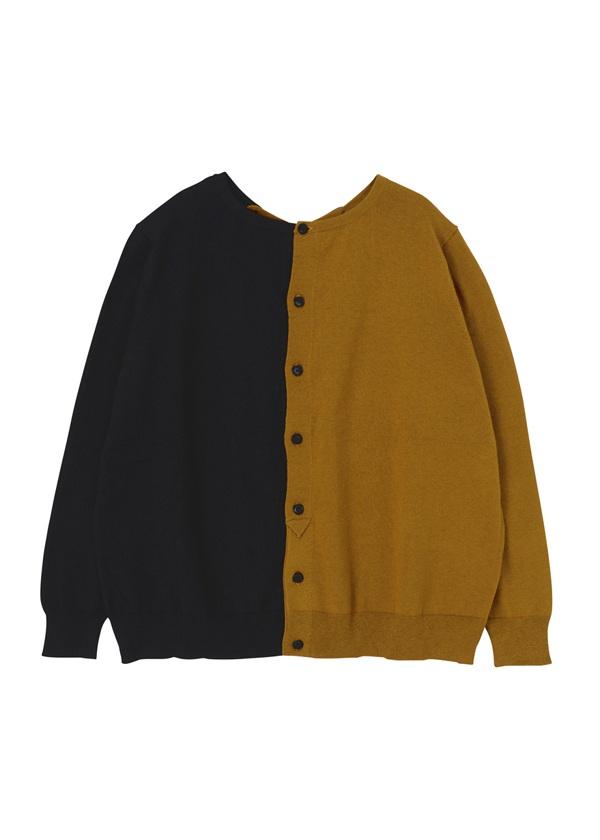 ネ・ネット / pickable knit forest 【left】 / カーディガン
