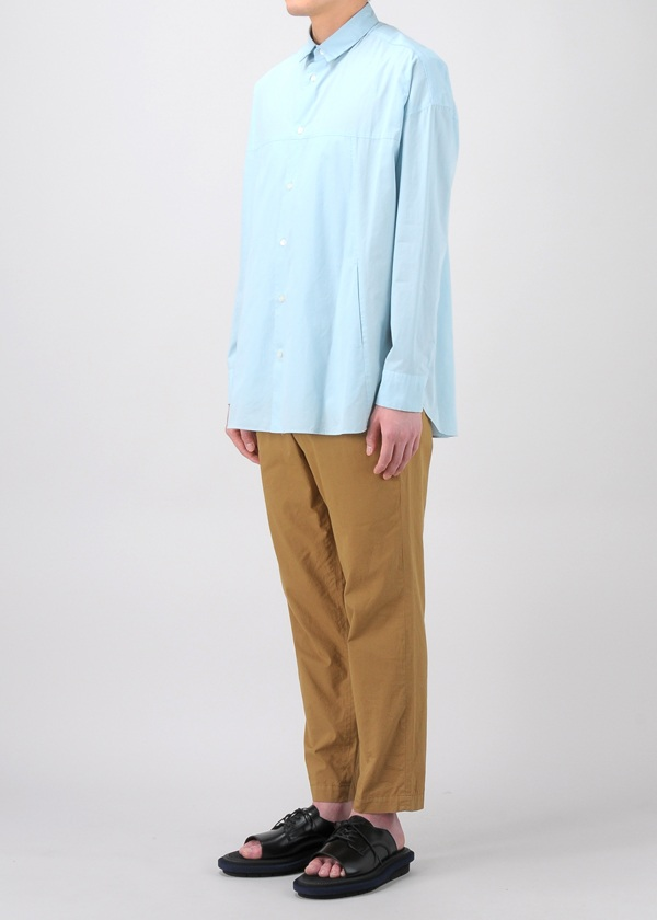 ZUCCa / (O) メンズ オーバーサイズシャツ / シャツ