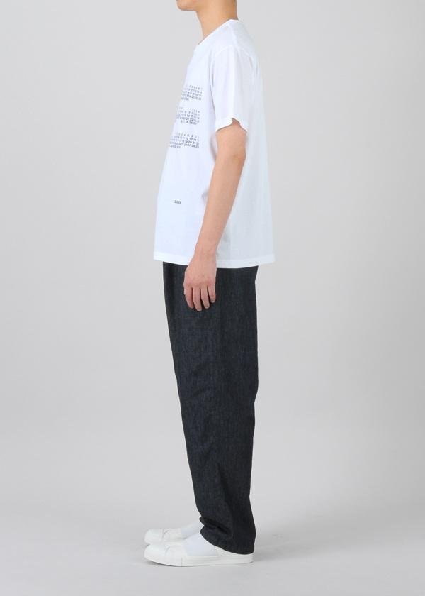 ZUCCa / S メンズ Calendar / Tシャツ